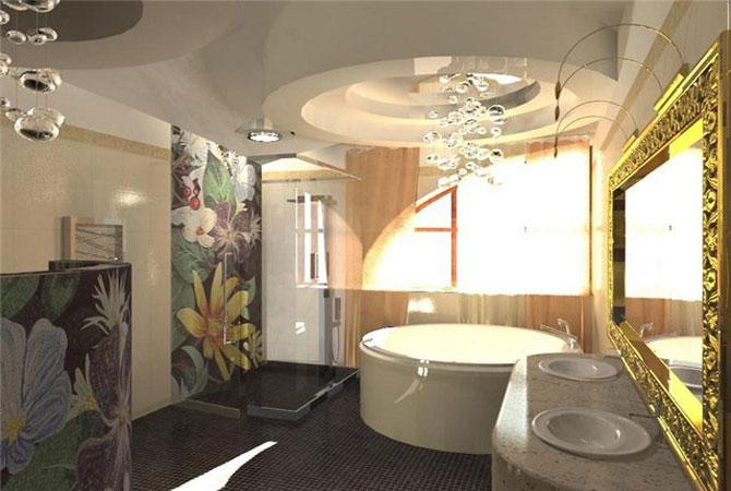 дизайн однокомнотной квартиры в японском стиле