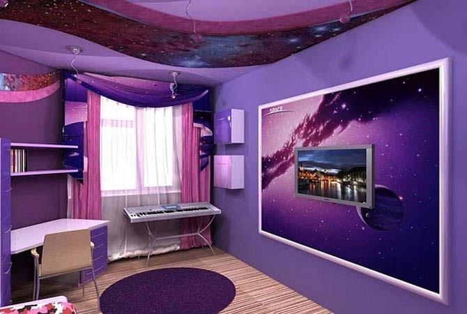 интерьер для маленькой комнаты