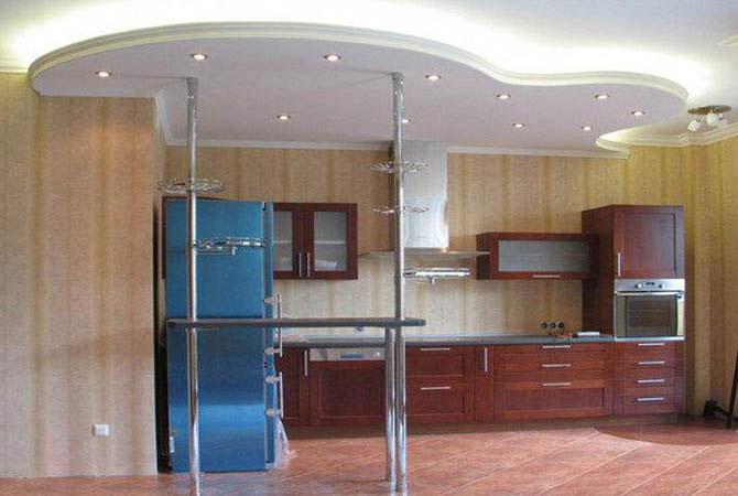 интерьер однокомнатной квартиры п44