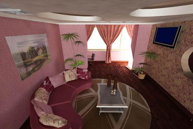 примеры оформления интерьера обычной квартиры