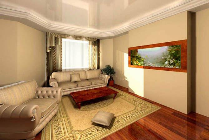 фото интерьера простых квартир ремонт